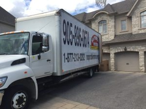 local packers & movers Toronto