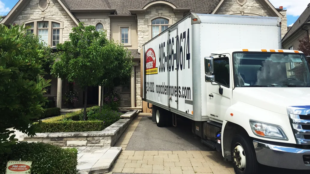 Best Moving Company in Toronto