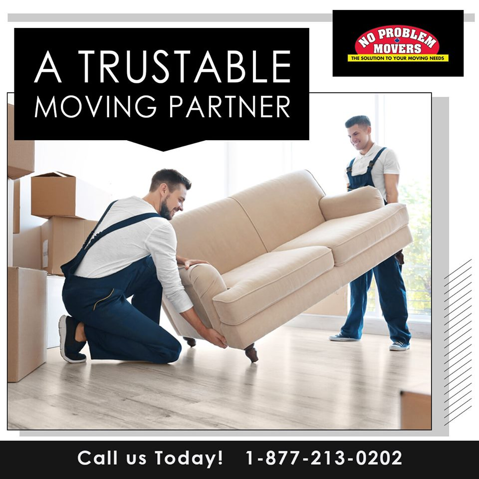 Trustworthy Moving Company Near Me